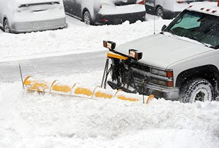 Snow Plowing